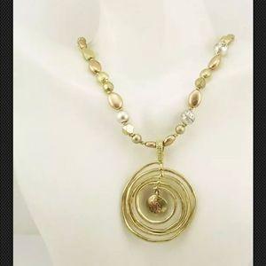 🔥⚡️BOGO SALE⚡️🔥 Sigred Olsen Pendant Necklace